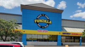 The Whole Family Can Go Nuts At The Gigantic Indoor, Multi-Story Adventure Park At Funzilla In Pennsylvania