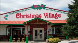 Get In The Spirit At The Biggest Christmas Store In South Dakota: The Christmas Village