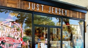 Browse Hundreds Of New Jersey-Made Items Inside The Delightful Just Jersey Goods Store