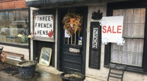 Find The Perfect Antiques At Three French Hens, A Country Vintage Store Just Outside Of Nashville