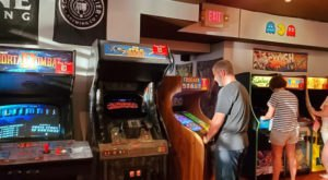 There's An Arcade Bar In South Carolina And It Will Take You Back In Time