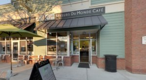Sink Your Teeth Into Authentic French Pastries At Saveurs du Monde Café In South Carolina