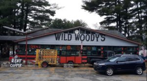 There's No Other Place In North Carolina Quite Like Wild Woody's Campground And Antiques