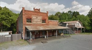 Davis General Mercantile In North Carolina Will Transport You To Another Era
