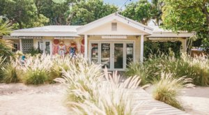 The Village Square At Trading Post In The Keys Is A Shopper's Paradise In Florida