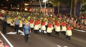 The Waikiki Holiday Parade Is The Single Best Way To Ring In The Season In Hawaii