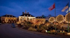 Celebrate The Holidays With The Whole Family At The Christmas Village At The Gaylord Opryland In Nashville