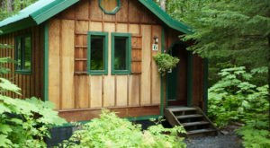 Sleep Snugly This Spring In The Abode Well Cabins In Seward, Alaska