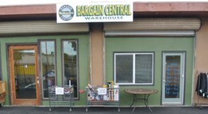 Dig For Deals At Bargain Central Warehouse, An Overstock Warehouse In Arizona