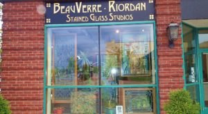 The Oldest Continually Operating Stained Glass Studio In The U.S, BeauVerre Riordan Studios, Is An Ohio Treasure