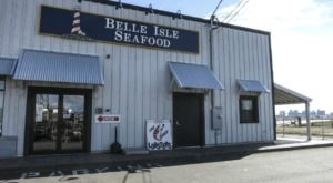 Some Of The World's Best Lobster Rolls Are Tucked Away Inside Belle Isle Seafood In Massachusetts