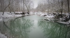 9 Enchanting Spots Surrounded By Frozen Beauty To Experience In Kentucky This Winter