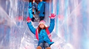 There's An Ice Slide In Tennessee This Winter And It's The Coolest Thing You'll Do All Season