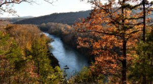 An Overnight Camping Trip Along Redding Loop Is Perfect For A Chilly Weekend In Arkansas