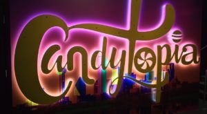 The Sugary Sweet Playground Candytopia Just Set Up Shop In Florida For The Holidays