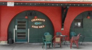 The World's Best Fish Sandwiches Are Tucked Away Inside Coleman's Fish Market In West Virginia