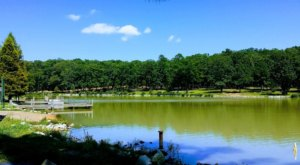 It's Hard To Believe One Of The Best Parks In Arkansas, Craighead Forest Park, Isn't Even A State Park