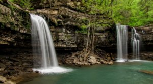 The Magical Waterfall Campground At Richland Creek Wilderness In Arkansas Is Unforgettable