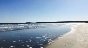 Morse Mountain to Seawall Beach Is An Easy Hike In Maine That Still Offers Breathtaking Scenery
