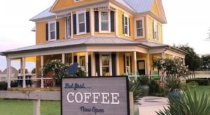 Farmhouse Coffee & Treasures Is A Charming Cafe Hiding Inside A 141 Year-Old Texas Cottage