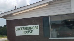 The Cheeseburger House In South Carolina Has 10 Different Cheeseburgers And More On The Menu