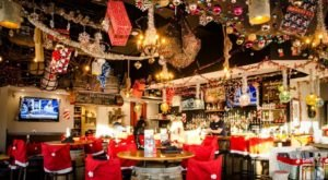 Dine In A Whimsical Winter Wonderland At Miracle On Magothy Beach In Maryland