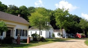 Experience 19th Century Michigan With A Visit To Historic Charlton Park And Village