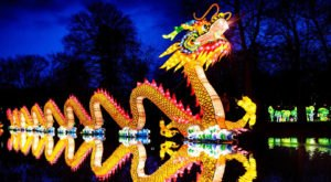 The Larger Than Life Asian Lantern Festival Is Visiting Kentucky For The First Time Next Year