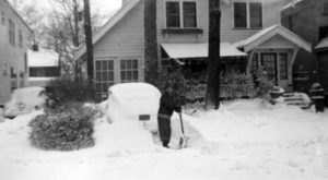 The Chilling And Wintry Thanksgiving Of 1950 Was Cleveland's Snowiest On Record