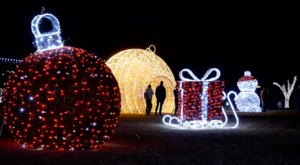 Take An Enchanted Stroll Through Edmond Electric's Luminance For A Holiday Event To Remember In Oklahoma