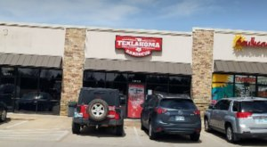 Fall In Love With The Most Mouthwatering Brisket Around At Texlahoma BBQ In Oklahoma