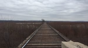 Hike To An Abandoned Rail Bridge In Oklahoma For A Unique Outdoor Adventure