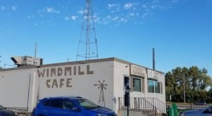 For A Simply Delicious Breakfast In A Throwback Diner, Visit The Unassuming Windmill Cafe In Minnesota