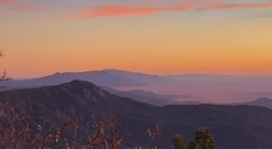 Sandia Crest Is One Of The Most Spectacular Places To Watch The Sun Set In New Mexico