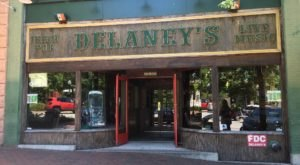 Some Of The Best Fish And Chips In South Carolina Is Found At Delaney's Irish Pub