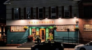 Hope And Olive Is An Outstanding Little Bistro Hiding In Massachusetts