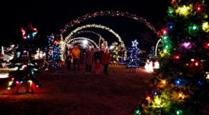Alabama's Santa Land Is A Christmas Attraction That Will Transport You Straight To The North Pole