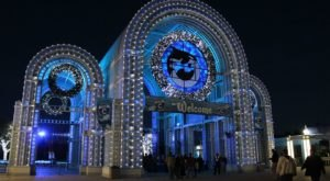 With Over 9 Million Christmas Lights, SeaWorld San Antonio Has The Largest Display In Texas