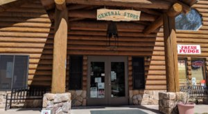 Mt. Lemmon General Store In Arizona Will Transport You To Another Era