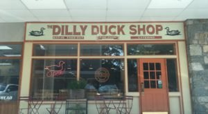 There's No Better Place For Handcrafted Sandwiches In Connecticut Than At The Dilly Duck Shop