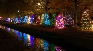 Take A Stroll Down Alabama's Tinsel Trail This Holiday Season For Some Christmas Magic