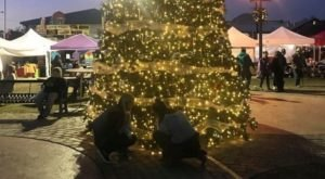 Stroll Through A Magical Christmas Market At The Tomball German Festival In Texas