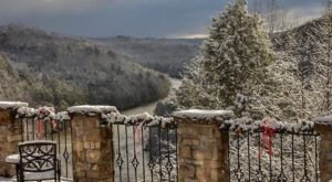 Embrace Winter And Get Away For A Magical Stay At Cumberland Falls State Resort Park In Kentucky