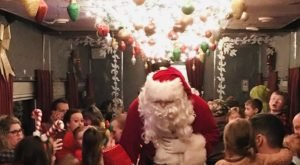 Meet Santa And Ride With Him To The North Pole On Kentucky Railway Museum's Holiday Train