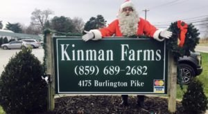 Have Breakfast With Santa Down On The Farm At Kinman Farms Near Cincinnati