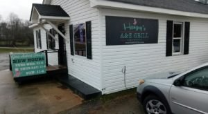 Try The Spectacular Burgers At Hangry's A&E Grill, An Unsuspecting Georgia Roadside Restaurant
