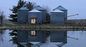 There's A Lil Silo On The Prairie-Themed Airbnb In Missouri And It's The Perfect Little Hideout