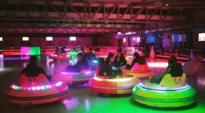 Bumper Cars On Ice Is Coming To Missouri And It Looks Like Loads Of Fun