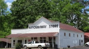 Dating Back To 1919, The A.F. Carraway General Store Is One Of The Oldest In Mississippi