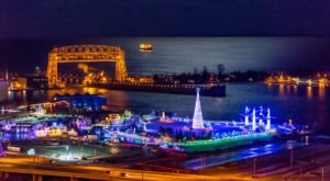 The Minnesota Christmas Display That's Been Named Among The Most Beautiful In The World
